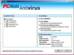 Antivirus PC-Media