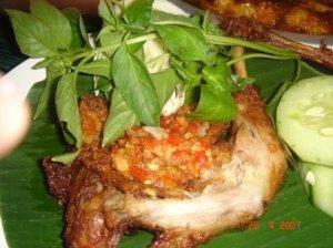 Ayam Penyet Medan